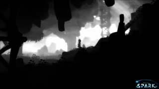 A Limbo clone created in Project Spark