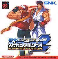 SNK vs. Capcom: Card Fighter's Clash 2 Expand Edition
