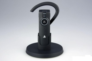 Headset included with in-store purchase.