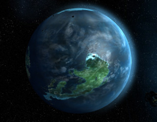 Terran-class planets make for some of the most valuable colonies in the galaxy.