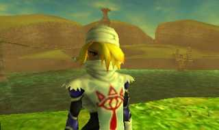 Sheik in Ocarina of Time