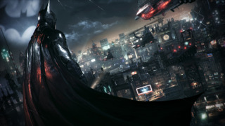 Gotham is rendered in exceptional detail in this first (and last?) game running on new hardware.