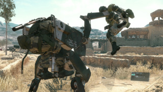 Want to drive a bipedal robot that can body slam enemies? Play this game.