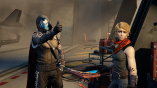 Destiny has characters now! And a story! I know, I'm as surprised as you.