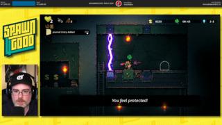 Giant Bomb x Spawn4Good: Brad Spelunks the Vote!