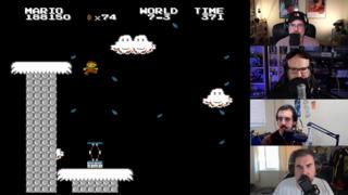 Breaking Brad: Super Mario Bros: The Lost Levels VII