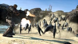Borderlands is set on the hostile planet of Pandora