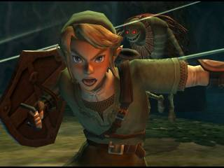 Link must once again save Hyrule.