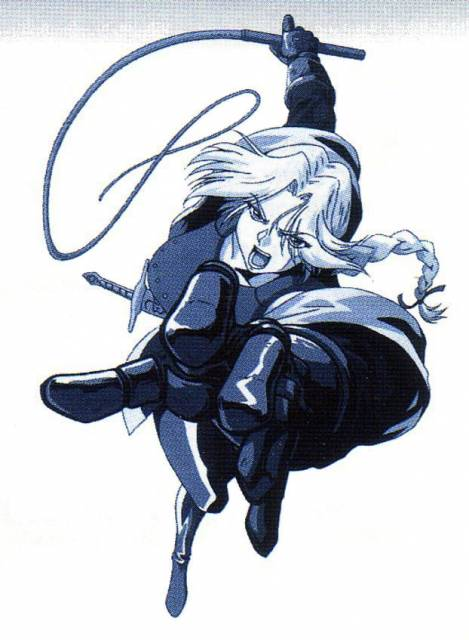 Sonia Belmont, originally the first Belmont to defeat Dracula, was written out of the timeline.