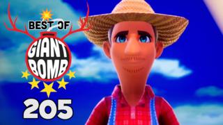 Best of Giant Bomb: 205 - Nine Foot Six