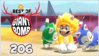 Best of Giant Bomb: 206 - Meow