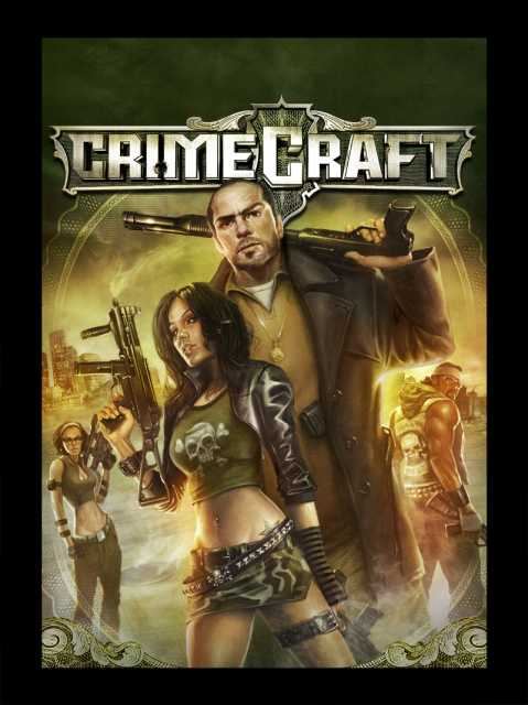 CrimeCraft hasn't even been on shelves for a full month yet.