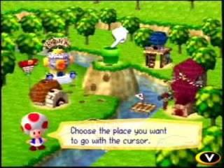 Mushroom Village, the