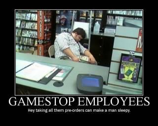 Silly Gamestoper.
