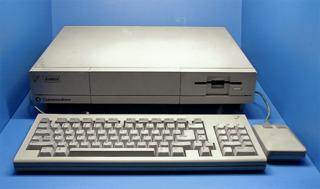 The Original Amiga 1000