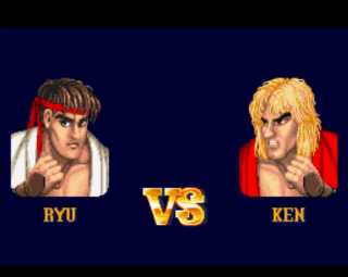 Ryu and Ken return for more martial arts combat!
