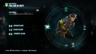The game collects the numerous side quests into a simple, comprehensive interface.