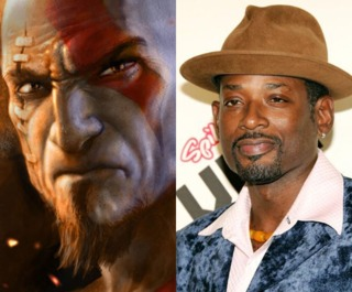 Terrence 'T.C.' Carson as Kratos