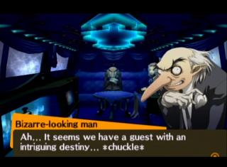 Igor as seen in Persona 4