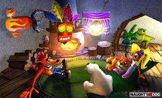 Crash's Hut