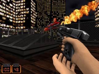 The High Resolution Pack for Duke Nukem 3D.
