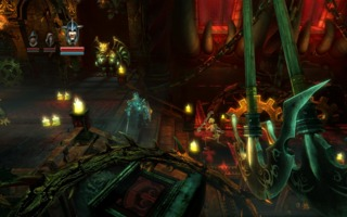 The PhysX card may be dead, but Trine ensures its technology still happily lives on.