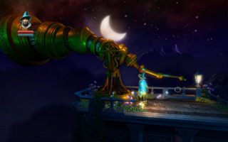 In Trine, the characters live that whole idea of an out-of-body experience.