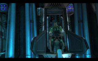 Seth Walker, the protagonist of Space Siege.