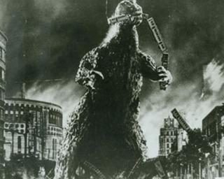 Gojira's first film!