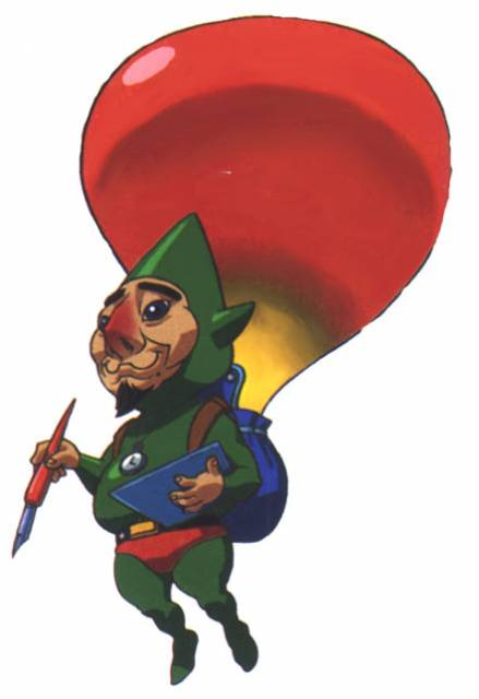 Tingle in Oracle of Ages
