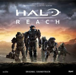 Reach OST Front Cover