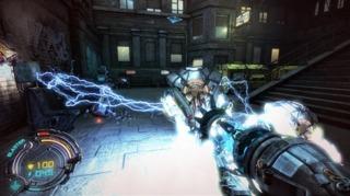N.R.G Shock Blaster mode.