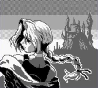 Sonia Belmont, the game's main protagonist