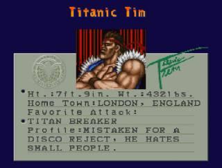Titanic Tim