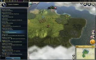Forming a Pantheon