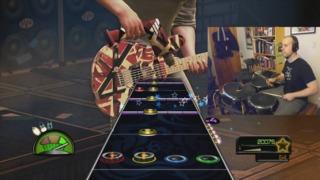 Lockdown 2020: We Be Drummin'! Guitar Hero: Van Halen/Smash Hits Style!