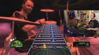 Lockdown 2020: We Be Drummin'! Guitar Hero: Metallica Edition!