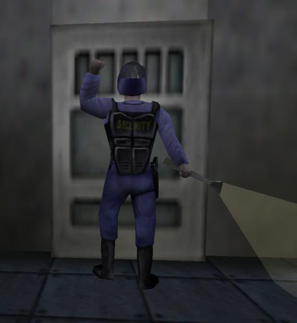 Barney in Half-Life