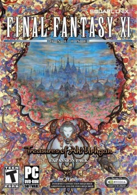 Final Fantasy XI Online: Treasures of Aht Urhgan