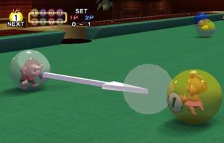 Monkey Billiards