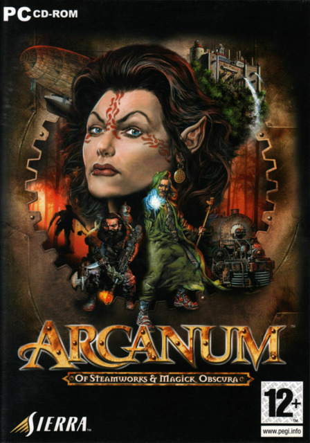 In my restless dreams, I see that game. Arcanum. You promised me it would get good eventually. But it never did. Well, I'm alone here now. Waiting for you to come.