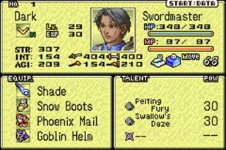 Alphonse's Inventory