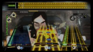 The gameplay and interface is based off the original Rock Band.