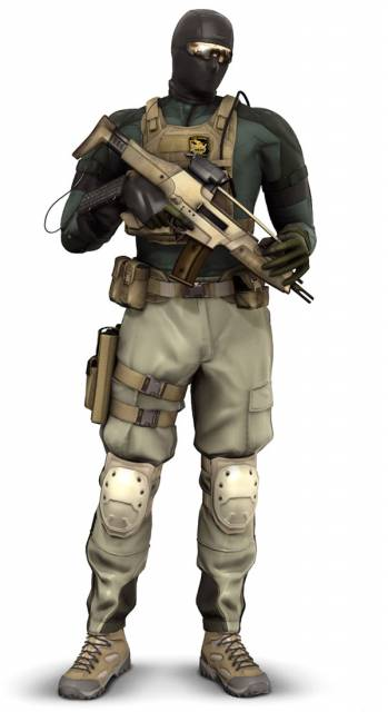 Johnny from MGS4
