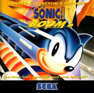 The cover for the North American soundtrack, titled after the game's main American theme.