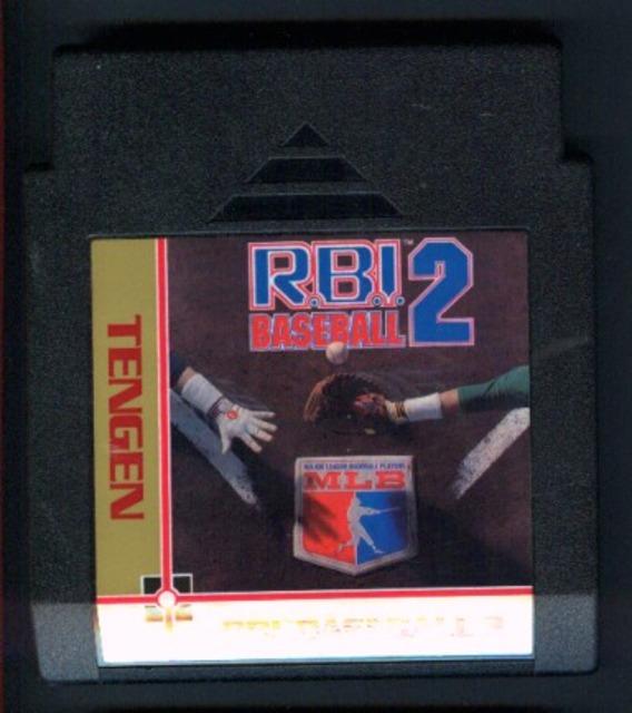 An unlicensed Tengen cartridge