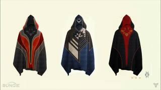 Exotic Hunter cloaks