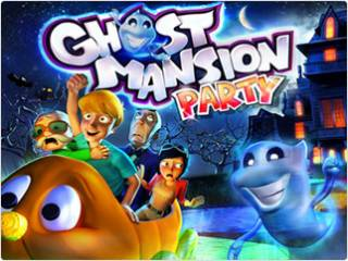 Ghost Mansion Party