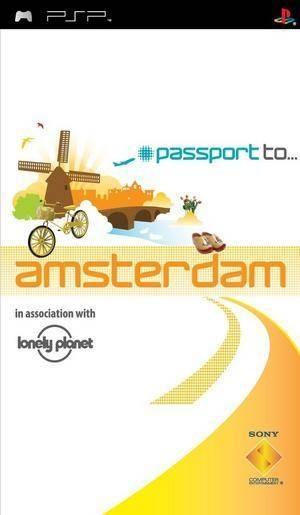 Passport to Amsterdam