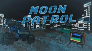 Moon Patrol: The Milky Way Chronicles